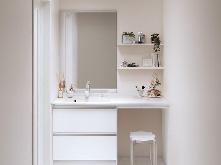 カウンター洗面化粧台